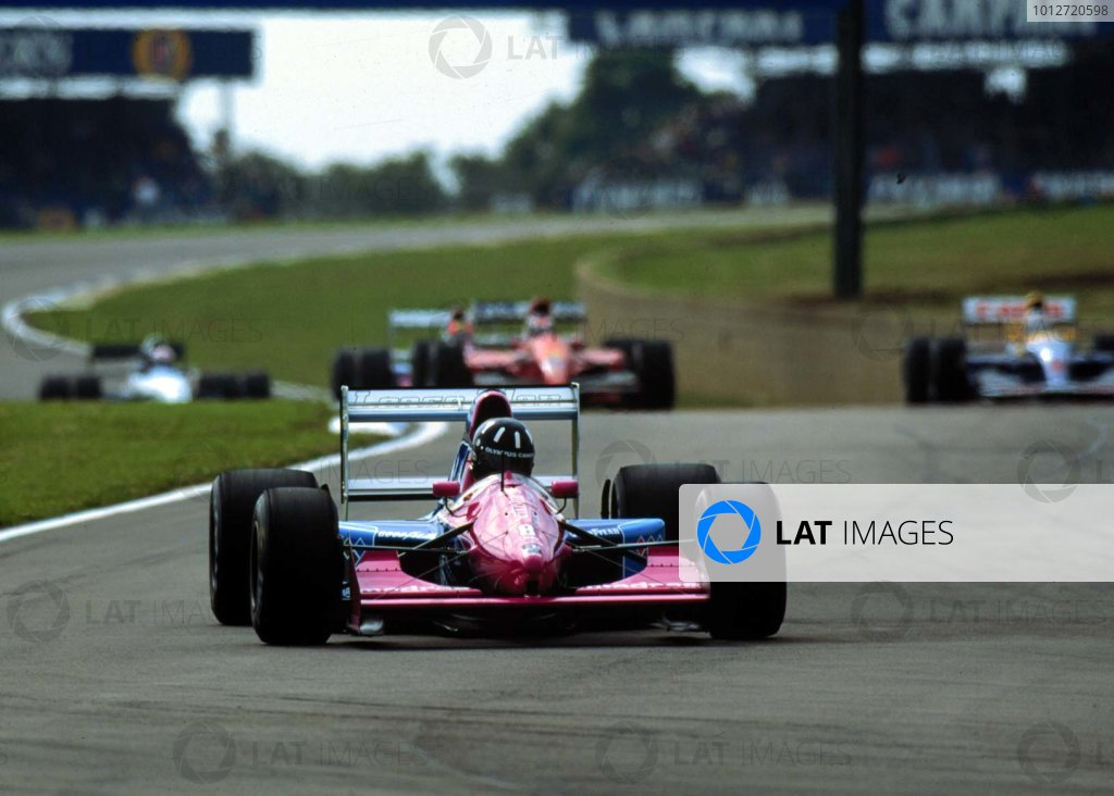 1992 British Grand Prix.