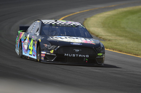 #4: Kevin Harvick, Stewart-Haas Racing, Ford Mustang Busch Beer Gen X