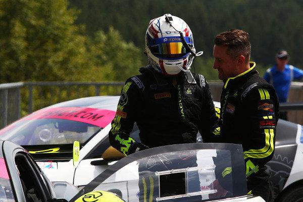 Steve McCulley / Matthew George Invictus Games Racing Jaguar F-TYPE SVR GT4
