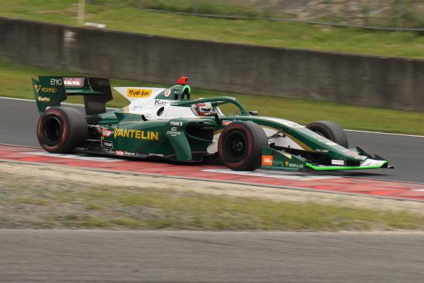 Kazuki Nakajima, Vanillin Team TOM'S, Dallara SF19 Toyota, 2nd