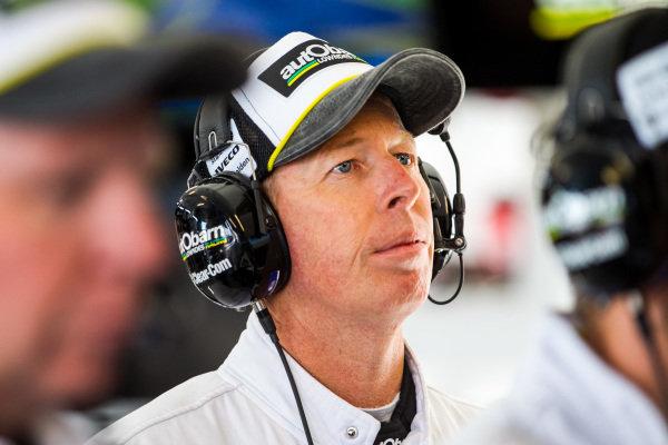 Craig Lowndes, Triple Eight Race Engineering Holden Steven Richards