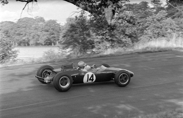 Alan Rees, Brabham BT10 Ford.