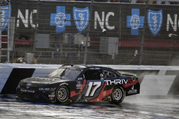 #17: Cody Ware, Rick Ware Racing, Ford Mustang Jacob Construction