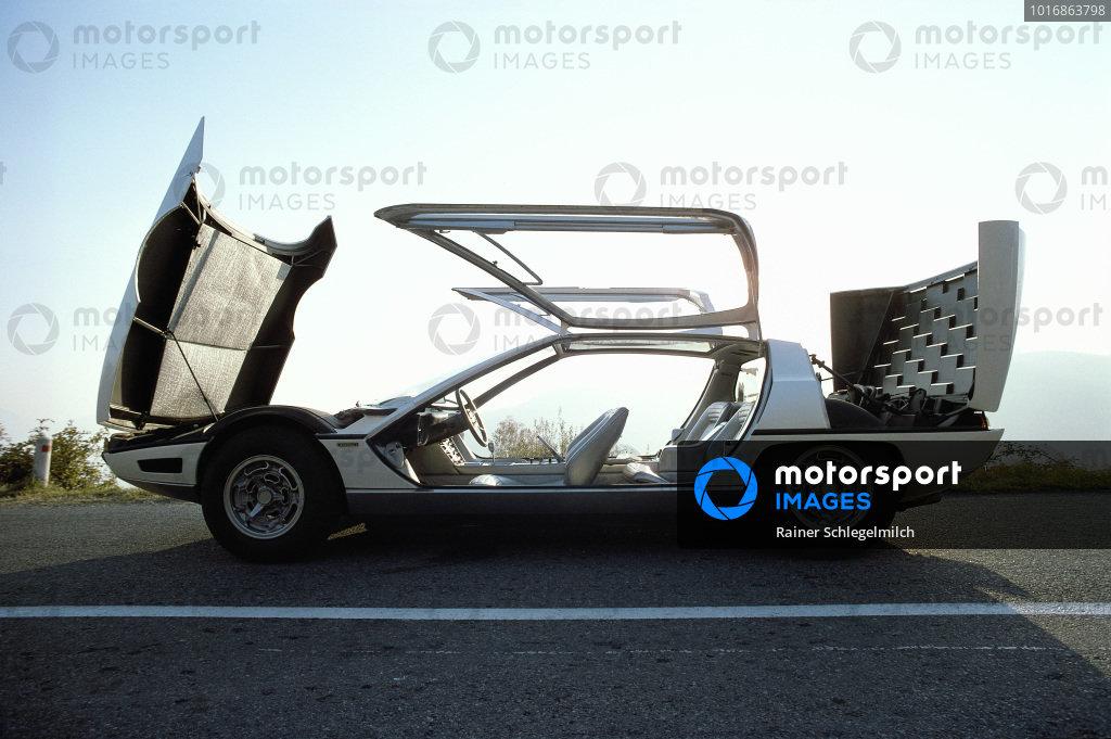 Concept Car, Bertone Lamborghini Marzal, 1967