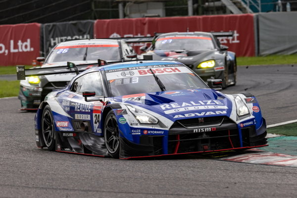 Mitsunori Takaboshi & Daiki Sasaki, Kondo Racing, Nissan GT-R Nismo GT500, 3rd in GT500