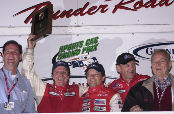 2001 Watkins Glen Grand Am 6hr , WGI, NY, USA