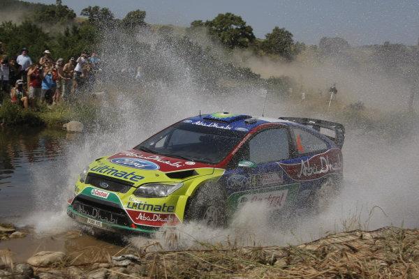 Round 6Rally d'Italia Sardinia 200921st - 24th  May 2009Jari-Matti Latvala, Ford, WRC, ActionWorldwide Copyright: McKlein/LAT