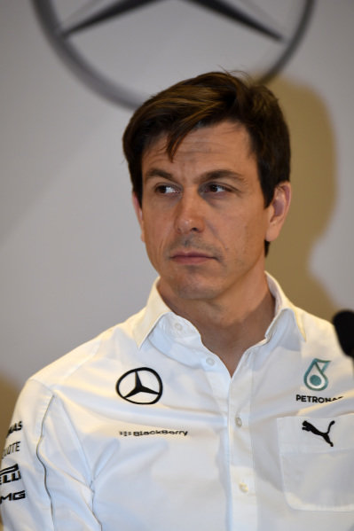 Toto Wolff (AUT) Mercedes AMG F1 Director of Motorsport.Mercedes-Benz Stars and Cars, Mercedes-Benz Museum, Stuttgart, Germany, 29 November 2014.