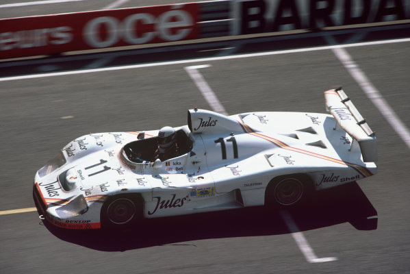 Le Mans, France. 13th - 14th June 1981.