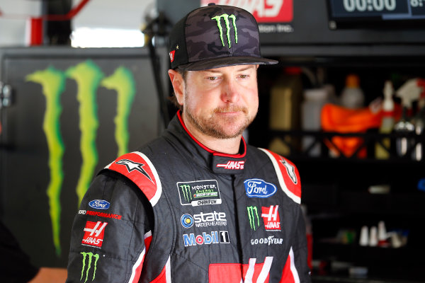 Monster Energy NASCAR Cup Series Ford EcoBoost 400 Homestead-Miami Speedway, Homestead, FL USA Saturday 18 November 2017 Kurt Busch, Stewart-Haas Racing, Haas Automation/Monster Energy Ford Fusion World Copyright: Russell LaBounty LAT Images