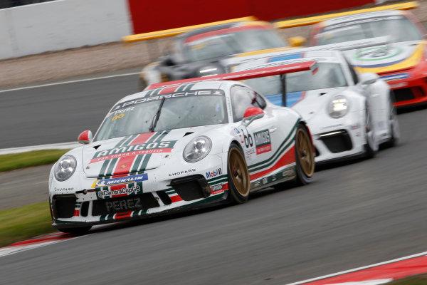 Seb Perez, Porsche