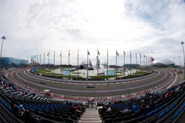 2015 GP3 Series Round 7. Sochi Autodrom, Sochi, Russia. Sunday 11 October 2015. Pal Varhaug (NOR, Jenzer Motorsport)  World Copyright: Zak Mauger/LAT Photographic ref: Digital Image _L0U9267