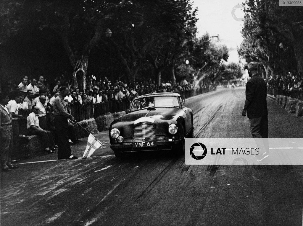 1951 Alpine Rally.