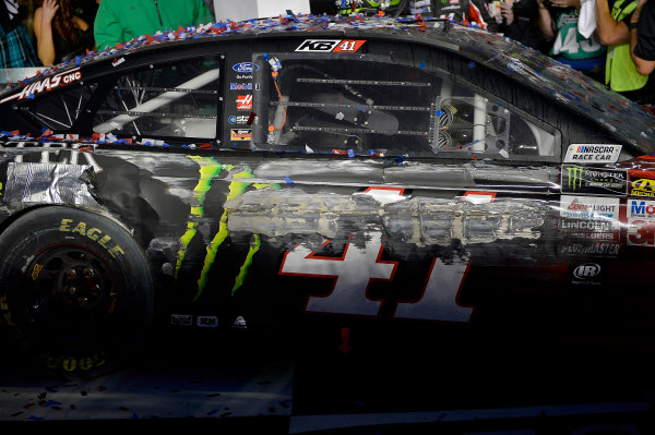 2017 NASCAR Monster Energy Cup - Daytona 500 Daytona International Speedway, Daytona Beach, FL USA Sunday 26 February 2017 Kurt Busch World Copyright: Rusty Jarrett/LAT Images ref: Digital Image 17DAY1rj_07525
