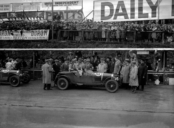 1930 Tourist Trophy.