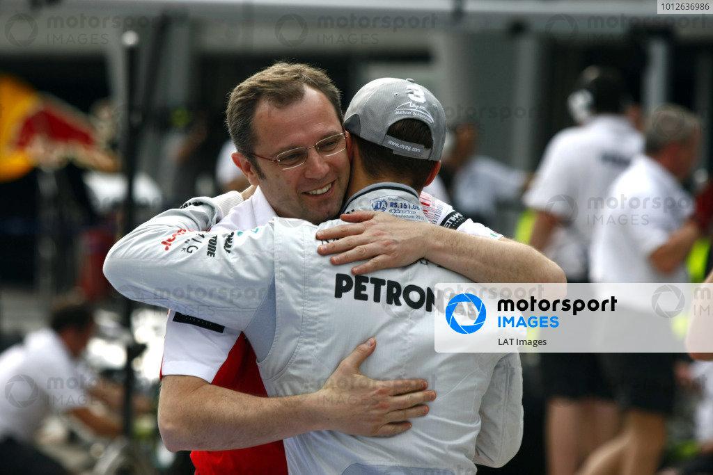 2010 Malaysian Grand Prix - Thursday