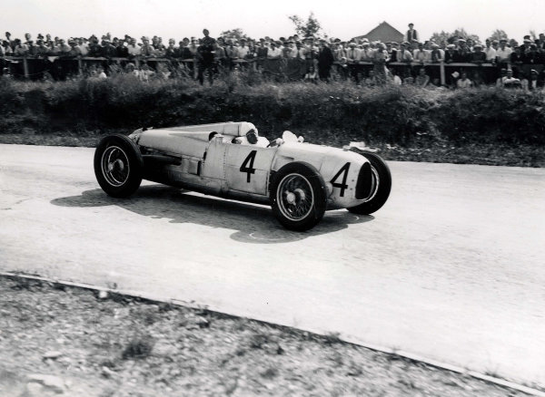 Montlhery, Paris, France. 1 July 1934.