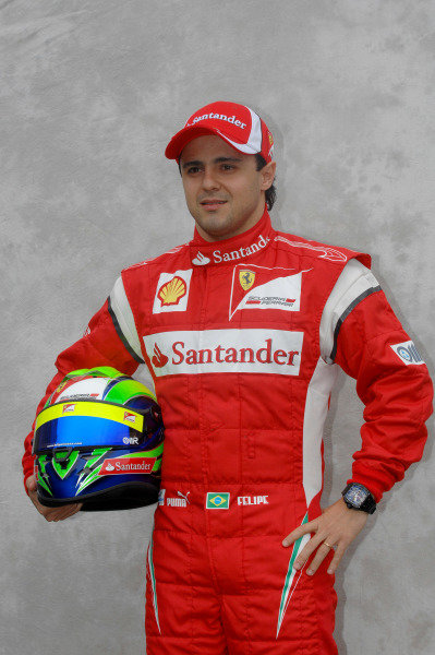 Albert Park, Melbourne, Australia24th March 2011.Felipe Massa, Ferrari 150Â¡ Italia.World Copyright: John Townsend/LAT Photographicref: Digital Image JTX_7280