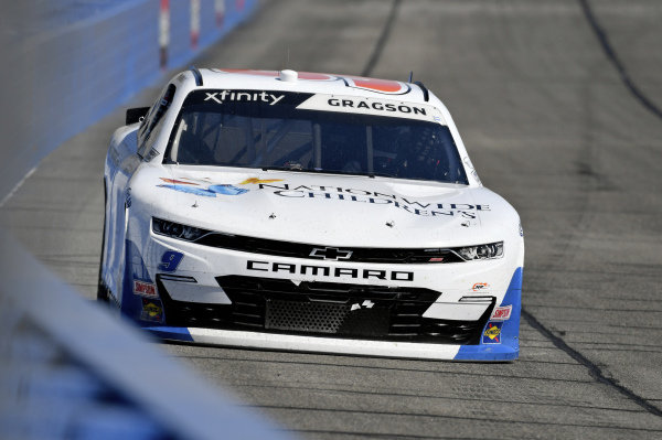 #9: Noah Gragson, JR Motorsports, Chevrolet Camaro Nationwide Children's