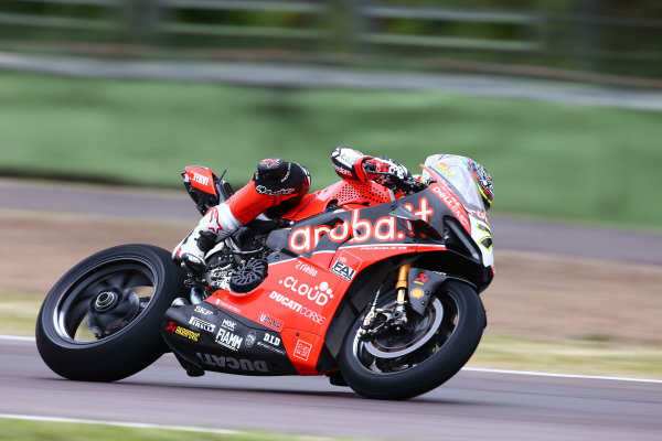 Chaz Davies, Aruba.it Racing-Ducati Team.