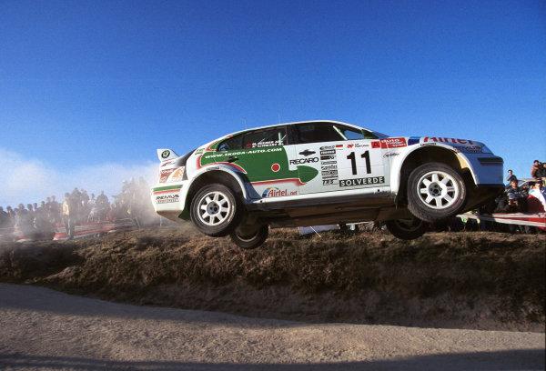 2000 Rally of Portugal16th - 18th March 2000Armin Schwarz, Skoda action.World - McKlein/LATemail: digital@latphoto.co uk