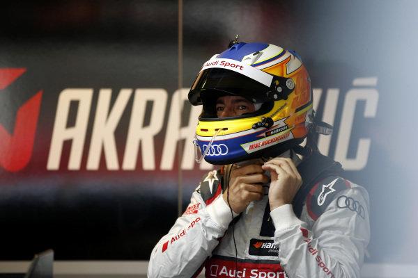Mike Rockenfeller, Audi Sport Team Phoenix.