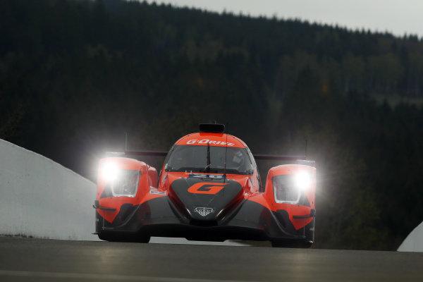 #26 G-Drive Racing Aurus 02 - Gibson: Roman Rusinov, Franco Colapinto, Nyck de Vries