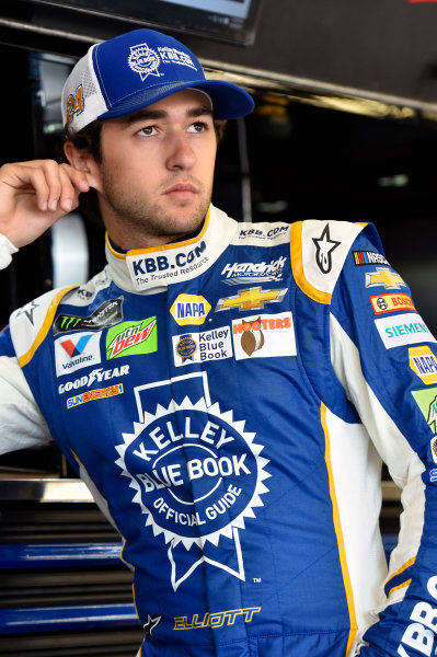 Monster Energy NASCAR Cup Series Toyota/Save Mart 350 Sonoma Raceway, Sonoma, CA USA Friday 23 June 2017 Chase Elliott, Hendrick Motorsports, Kelley Blue Book Chevrolet SS World Copyright: Nigel Kinrade LAT Images