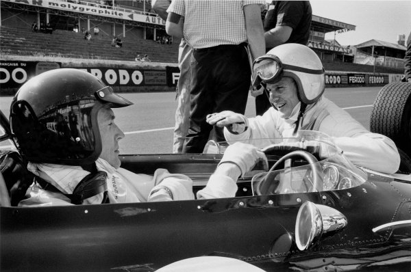 Le Mans-Bugatti, France. 2 July 1967.
