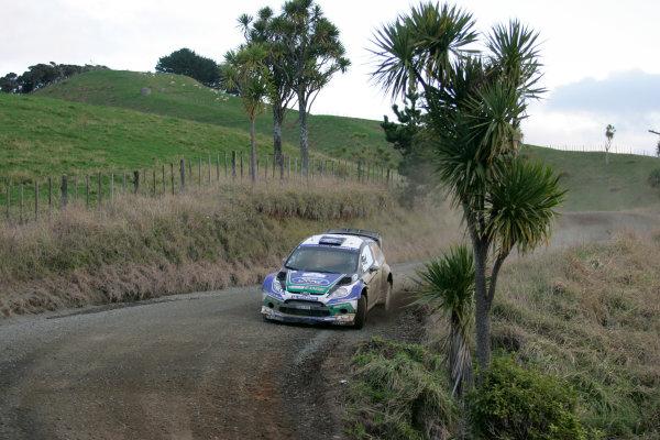 Round 7, Rally New Zealand, 21st-24th June 2012Jari Matti Latvala, Ford, Action.