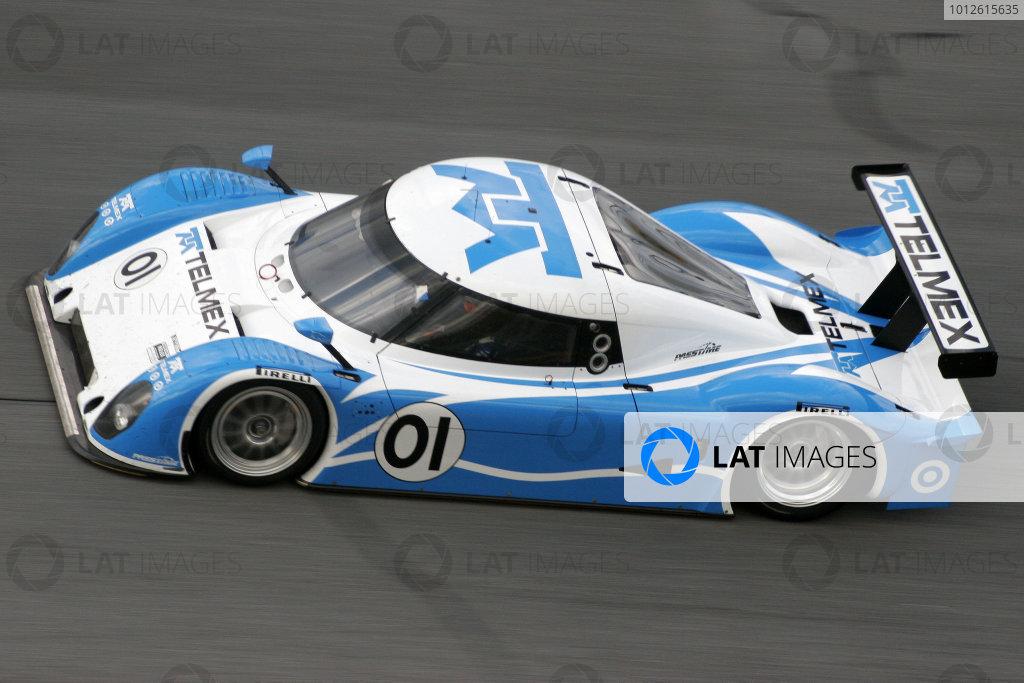2009 Grand Am Daytona Testing