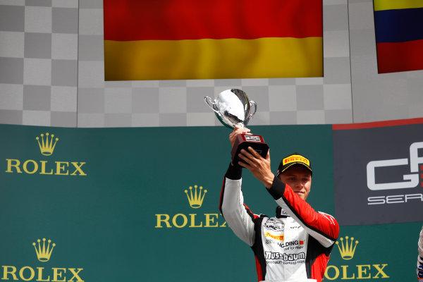 2015 GP3 Series Round 2. Red Bull Ring, Spielberg, Austria. Sunday 21 June 2015. Marvin Kirchhofer (GER, ART Grand Prix)  Photo:  Sam Bloxham/GP3 Media Service ref: Digital Image _G7C5906