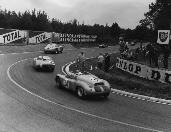 Le Mans, France. 25th - 26th June 1960,