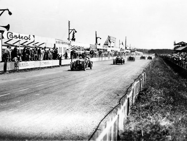 Le Mans, France.