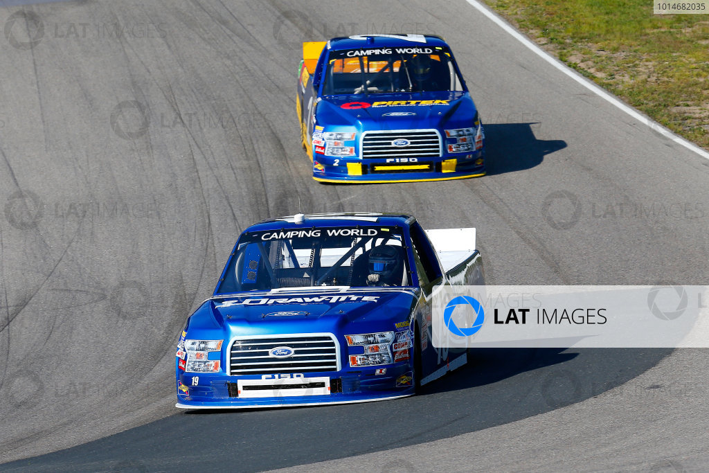 3-4 September, 2016, Bowmanville, Ontario Canada Daniel Hemric and Austin Cindric ?2016, Russell LaBounty LAT Photo USA