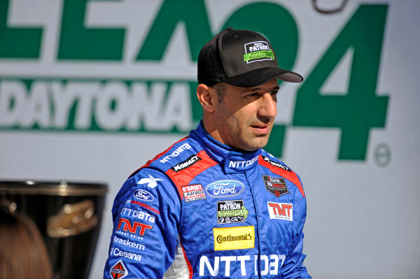 22-25 January, 2015, Daytona Beach, Florida USA Tony Kanaan ?2015, F. Peirce Williams LAT Photo USA