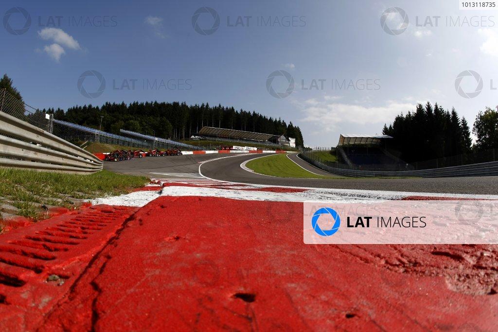 2007 Belgian Grand Prix - Thursday