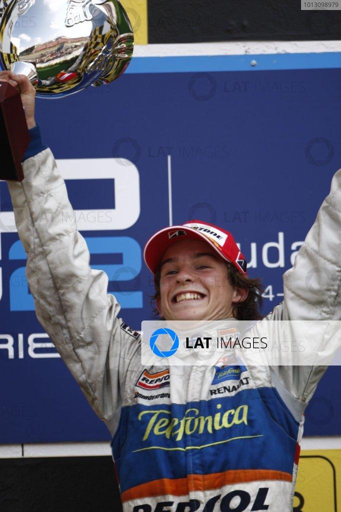 2007 GP2 Series. Round 7.