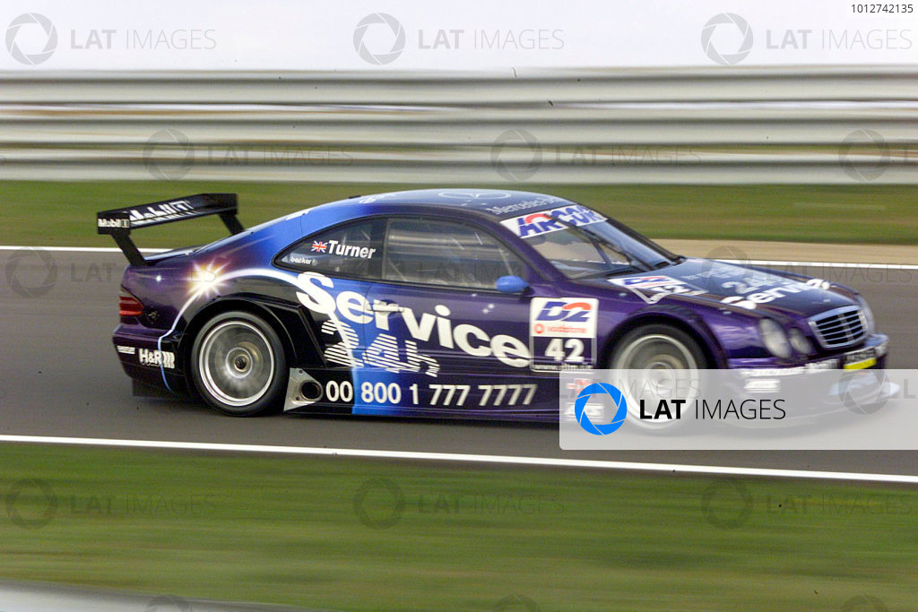 2001 DTM Championship