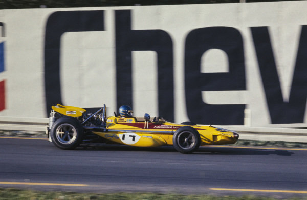 Ronnie Peterson, March 701 Ford.