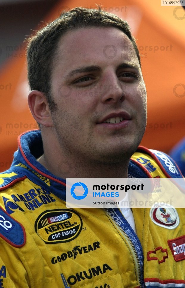03/26/04 NASCAR Nextel Cup Series.Round 6 of 36. Food City 500. Johnny Sauter. Bristol, Tennessee, USA.