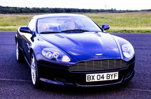 Aston Martin, DB9, 2004