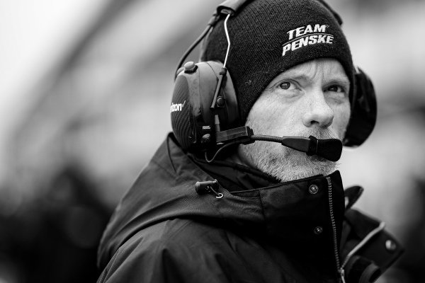 Scott McLaughlin, Team Penske Chevrolet crew member