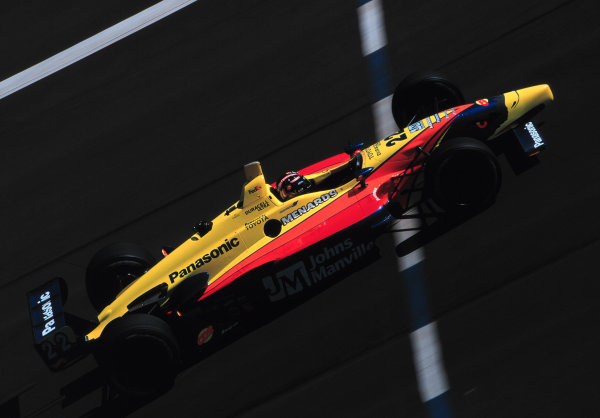 1999 CART Chicago GP, 22/8/99Robby Gordon in the eagle-1999, Michael L. Levitt, USALAT PHOTOGRAPHIC
