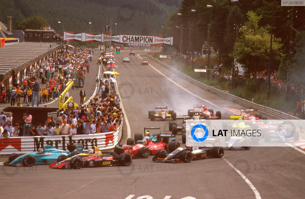 1988 Belgian Grand Prix.