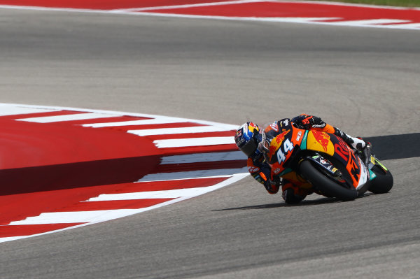 2017 Moto2 Championship - Round 3 Circuit of the Americas, Austin, Texas, USA Friday 21 April 2017 Miguel Oliveira, Red Bull KTM Ajo World Copyright: Gold and Goose Photography/LAT Images ref: Digital Image Moto2-500-2165
