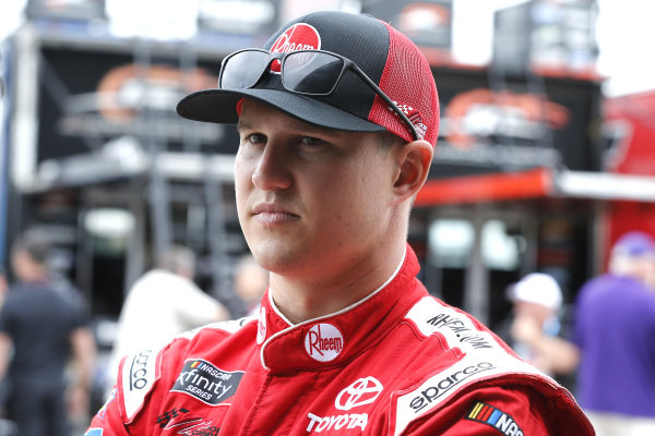 #18: Ryan Preece, Joe Gibbs Racing, Toyota Camry Rheem-Watts