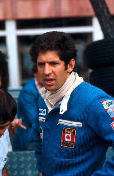 1977 Monaco Grand Prix.Monte Carlo, Monaco.20-22 May 1977.Jody Scheckter (Wolf Ford) 1st position.Ref-77 MON 40.World Copyright - LAT Photographic