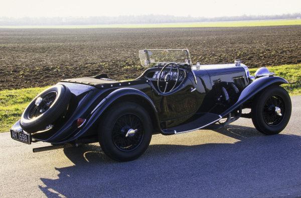 Aston Martin, 15-98, 1939