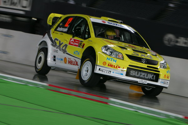 Round 14, Rally Japan30th October - 2nd November 2008PG Andersson, Suzuki, actionWorldwide Copyright: McKlein/LAT